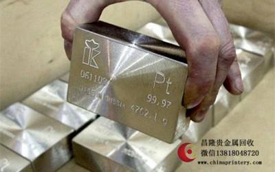 钯碳大量需求 钯金超越铂金现货价格