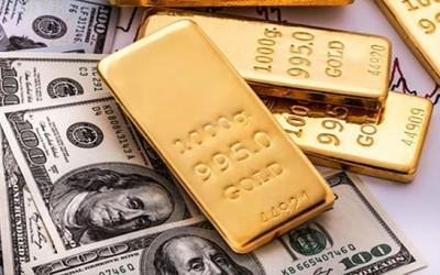 美元利好黄金 金价小幅回升