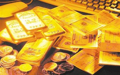 黄金价格将突破1300美元关口
