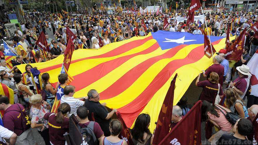 西班牙局势影响金价有望冲破1270美元