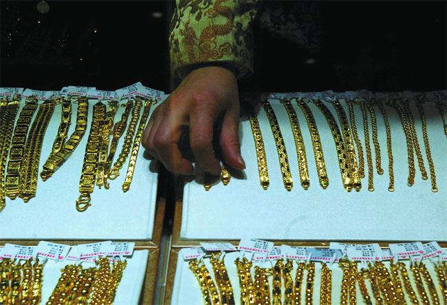 非农短暂提振黄金价格 未来现货黄金需求将增加
