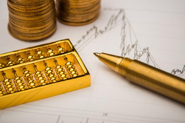 黄金小幅上涨 短期看多黄金的意愿降温