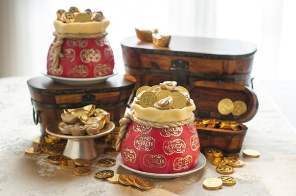 农历将近黄金价格进一步推升