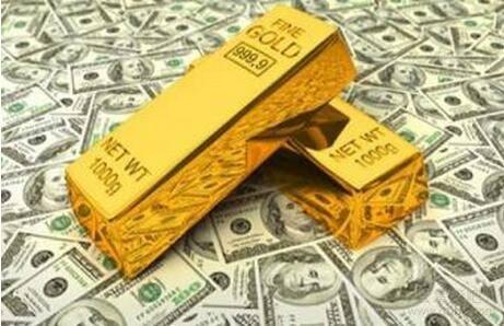 受美数据影响美元反弹 金价冲高回落